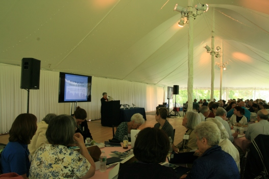 Photo from 2013 Rhode Island Docent Symposium