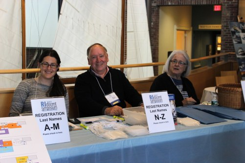 Photos from the 2017 RI Docent Symposium.